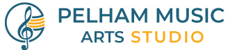 Pelham Music Arts Studio Logo